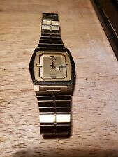 Vintage Seiko 5 Rectangular Automatic from early 70's Watch 7009-5740 G1074