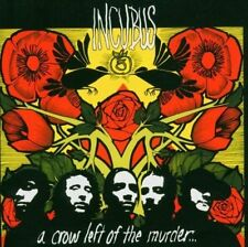 Incubus-A Crow Left of the murder (LIMITED EDITION CD + DVD) Digipak