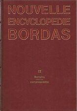 NOUVELLE ENCYCLOPEDIE BORDAS TOME 2 - LISA