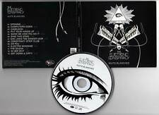 """THE ELECTRONIC CONSPIRACY """"Nuits Blanches"""" (CD Digipack) 2011"""