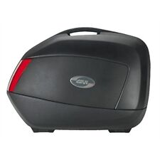 GIVI V35 SIDE CASES 35 LITRES BLACK BRAND NEW SIDE PANNIERS (PAIR) GIVI V35N