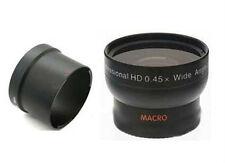 Wide Lens + CLA-10 Tube bundle for Olympus SP-550 UZ SP-560 UZ SP-565 SP-570 UZ