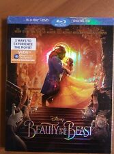 DISNEY Beauty and the Beast (Blu-ray/DVD, Digital Copy) FREE SHIPPING!!!