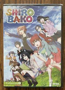 Shirobako Collection 2 (DVD, 2016)