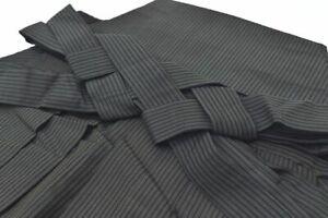 Japanese Kimono Vintage Hakama Men Silk / Pants-type (kimonomtfuj) 7nfuji32424