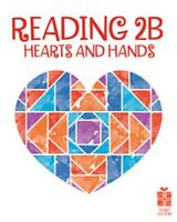 BJU Press - Reading 2B  Hearts and Hands 278929