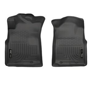 Husky Liners 13941 Weatherbeater Black Front Floor Liner for 05-15 Toyota Tacoma