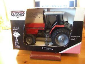 Very Rare SCALE MODELS Massey Ferguson Dynashift 8120 Tractor, 1:16, BNIB