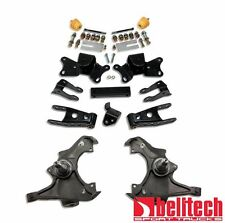 Belltech 89-96 Silverado C3500/C2500 3/4 Drop Lowering Kit 721