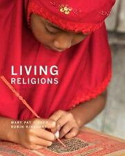 Living Religions by Mary Pat Fisher and Robin Rinehart (2016, Paperback)