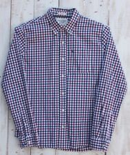 Abercrombie & Fitch Mens casual Classic Long Sleeve Checkered Shirt Size XXL