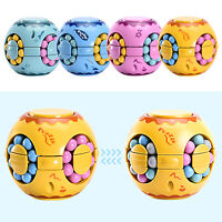 Magic Beans Cube Fingertip Ball Puzzle Gyroscope Toy IQ Game for Kids Adults
