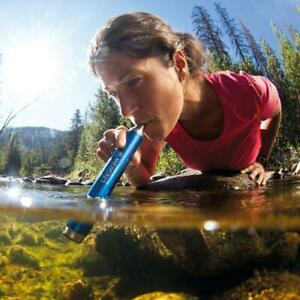 L@@K LIFESTRAW Water Filter PEN SURVIVAL PREPPER 56g OFFICIAL not CHINESE Copy!!