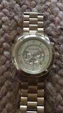 Michael Kors Runway Chronograph MK8077 Wrist Watch Unisex