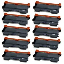 10PK TN-450 TONER For Brother HL-2240 HL2270DW MFC-7360N MFC-7460DN DCP7060D