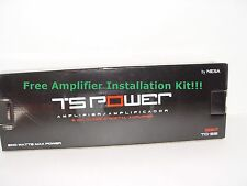New TD-55 900 Watt 5 Channel Amp Amplifier Digital Nesa Nesavision Bass Knob