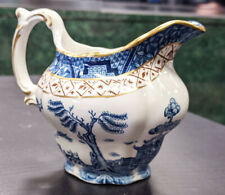 Vintage Booths Real Old Willow Creamer - A8025