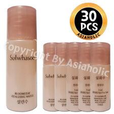 Sulwhasoo Bloomstay Vitalizing Water 5ml x 30pcs (150ml) Sample Newist Version