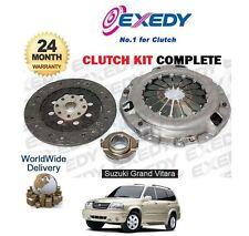 für Suzuki Grand Vitara + 2.0TD Ladeluftkühler 1996-2001 NEU Kupplungssatz
