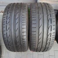 2x Summer Tyres Bridgestone Potenza S001 245/45/18 R18 100Y