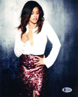 GINA RODRIGUEZ SIGNED AUTOGRAPHED 8x10 PHOTO JANE THE VIRGIN BECKETT BAS