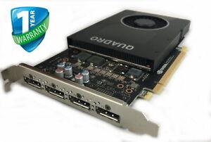 NVIDIA Quadro P2000 87CG5 5GB GDDR5 Graphics Card GPU