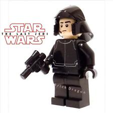 Lego Star Wars - The Last Jedi - First Order Shuttle Pilot *NEW* from set 75190