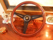 "Jaguar E-Type XKE  Wood Steering Wheel 1961 - 1975 Nardi 15.3""  New Flawless"