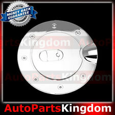 07-13 GMC Sierra 1500+2500+3500+HD Triple Chrome Plated Fuel Gas Cap Door Cover
