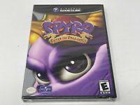 Spyro: Enter the Dragonfly (Nintendo GameCube, 2002) New Factory Sealed