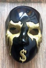 J-Dog V (black ver.) mask from Hollywood Undead