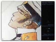 Affiche Pratt Hugo Corto Maltese Periplo Immaginario 60x80 cm
