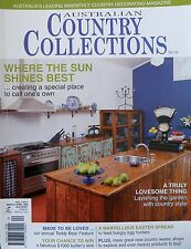 Australian Country Collections Magazine No 35 Vol 7 No 2 March / April