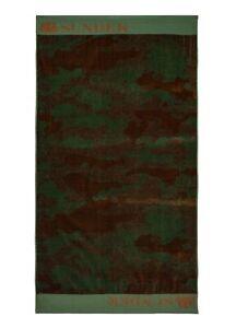 SUNDEK - TELO MARE - MARYON - AM329ATC1053-497 - DEEP FOREST #2 - SPUGNA 184x...