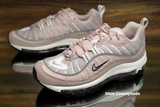 Nike Air Max 98 Barley Rose AH6799-600 Running Shoes Women's - Size 7