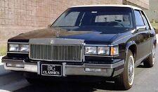 Cadillac COUPE DEVILLE 1991 1992 1993 E&G CLASSIC GRILLE 1986-0101-91R