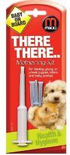 Mikki Dog Puppy, Cat, Kitten Mothering Kit, Feeding and Medicine Syringe for ...