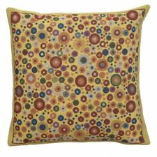 Set of 2 Klimt European Tapestry Cushion Pillow covers 16 x 16