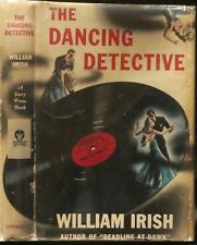 Irish, William.  The Dancing Detective.  First Edition.