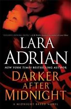 Darker After Midnight: A Midnight Breed Novel by Lara Adrian - Bonus Material!