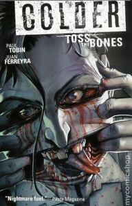 Colder TPB 3, Dark Horse, Pual Tobin, Juan Ferreyra, Great art, VF-NM