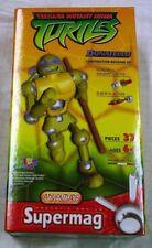 Supermag Teenage Mutant Ninja Turtles Donatello Plastwood 0295 Magnet Spielzeug