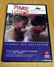 Private Lessons - Sylvia Kristel - NEW DVD