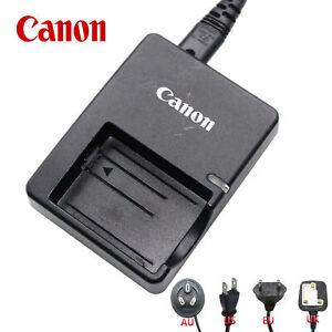 Genuine Canon LC-E5E Charger For LP-E5 Battery EOS 1000D 2000D 450D 500D X2 X3