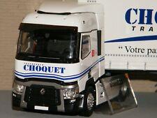 Renault T Tautliner Transports Choquet ELIGOR - El 116858 - Echelle 1/43