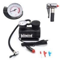 300PSI 12V Portable Air Compressor Auto Car Electric Tire Air Inflator Pump HQ