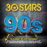 30 Stars - 90s (Various Artists) [New & Sealed] 2 CDs