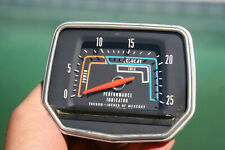 65 1965 Chrysler Vintage Vacuum Performance Indicator Gauge - 2580179