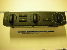 BMW E46 AC HEATER CONTROL UNIT 64116911632