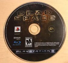 Dead Space (Sony PlayStation 3, 2008) DISC ONLY 6442